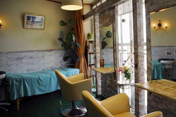 山口県下関市の美容室・美容院 おあしす について